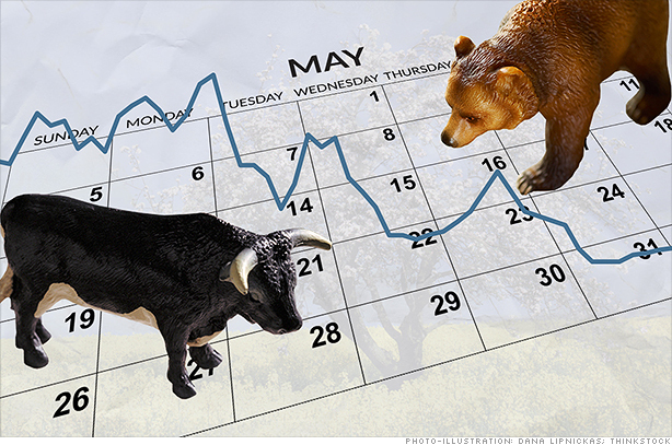 "Azioni: ""Sell in may and go away…"", funziona?"